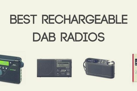Best Rechargeable DAB Radios (UK 2018)