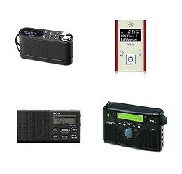 best rechargeable dab radios uk 2018 best radios. Black Bedroom Furniture Sets. Home Design Ideas
