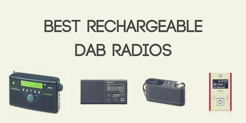 Best Rechargeable DAB Radios