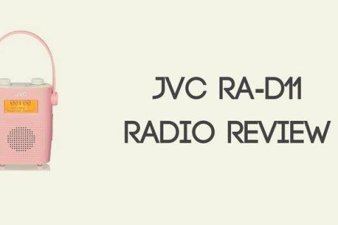 JVC RA-D11 Portable Radio Review