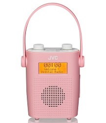 JVC RA D11 Radio