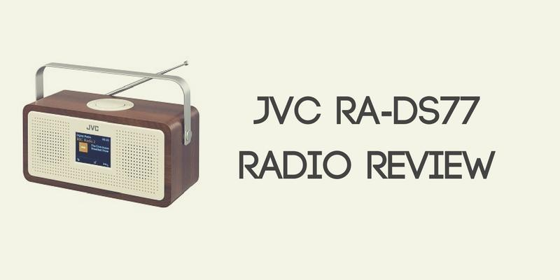 JVC RA-DS77 Radio Review