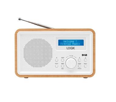 LOGIK LHDR15 Radio