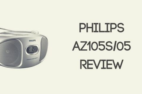 Philips AZ105S/05 Portable Stereo Review