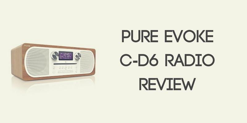 Pure Evoke C-D6 Radio Review