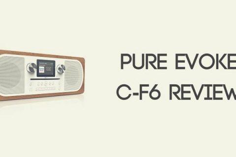 Pure Evoke C-F6 Radio Review