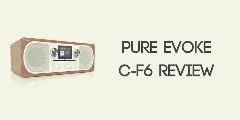 Pure Evoke C-F6 Radio Review