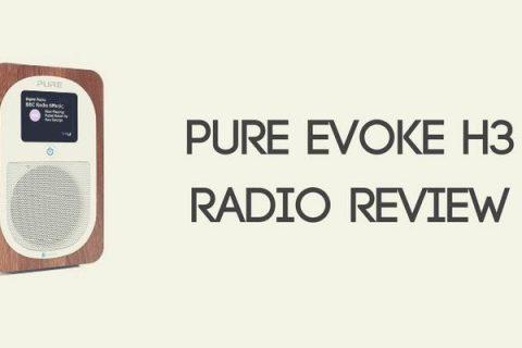 Pure Evoke H3 Radio Review