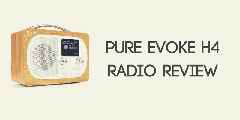 Pure Evoke H4 Radio Review