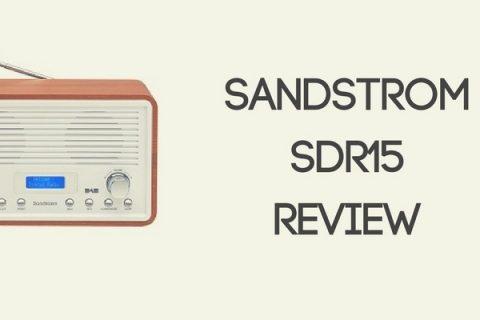 Sandstrom SDR15 DAB+/FM Clock Radio Review
