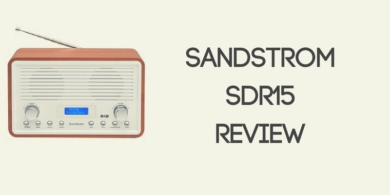 Sandstrom SDR15 Review