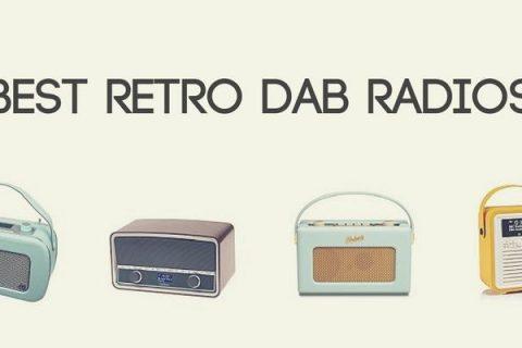 Best Retro DAB Radios (UK 2017)