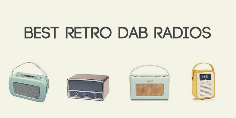 Best Retro DAB Radios