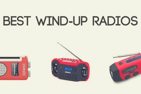 Best Wind-Up Hand Crank Radios (UK 2017)