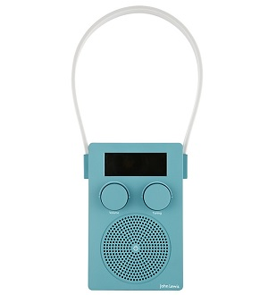 John Lewis Spectrum Shower Radio
