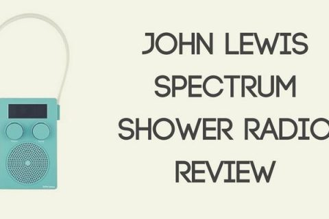 John Lewis Spectrum Shower Radio Review