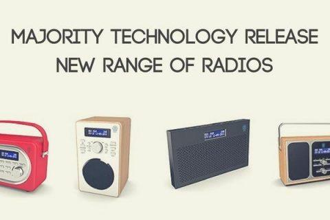 Majority Technology Release New Range of Radios