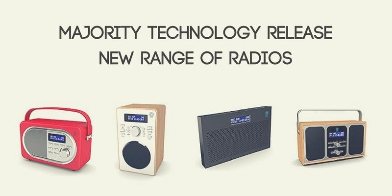 Majority Technology Release New Range of Radios