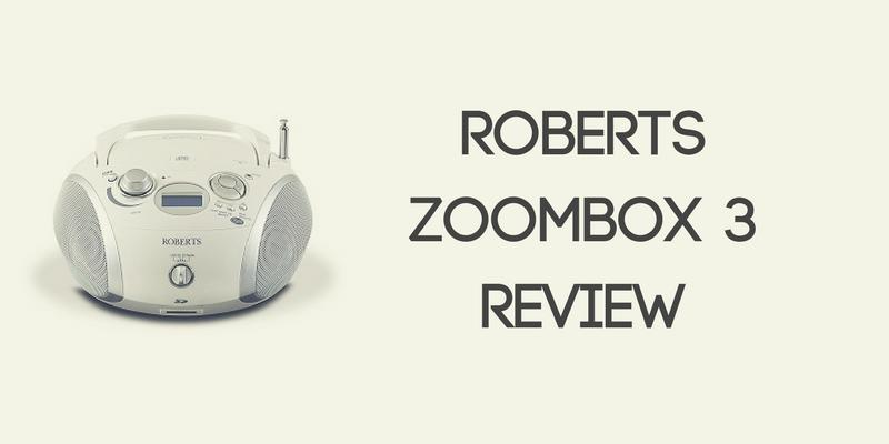 Roberts Zoombox 3 Radio Review