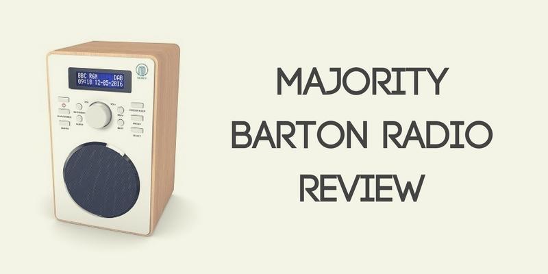 Majority Barton Retro DAB Radio Review