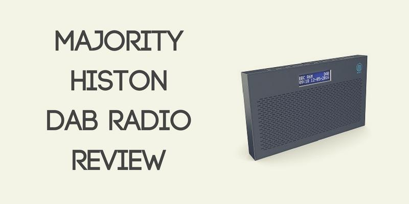 Majority Histon DAB Radio Review