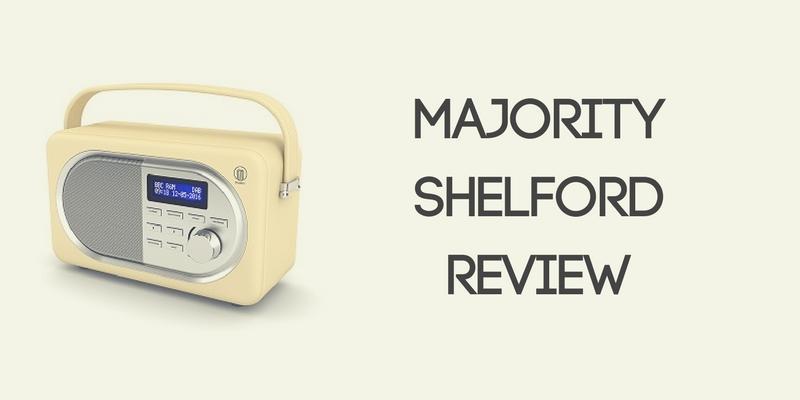 Majority Shelford Retro DAB Radio Review