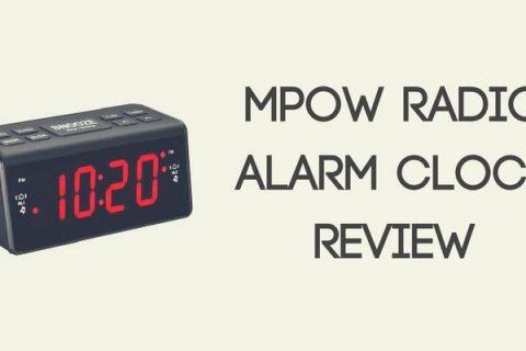 Mpow Radio Alarm Clock Review