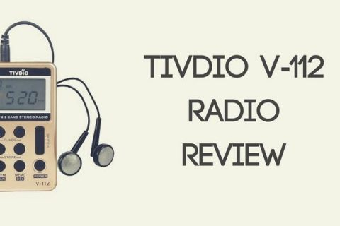 Tivdio V-112 Pocket AM FM Radio Review