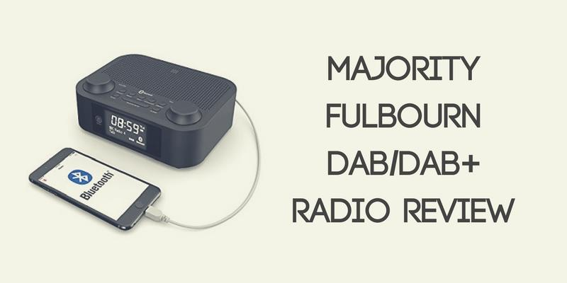 Majority Fulbourn DAB Radio Review