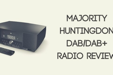 Majority Huntingdon DAB/DAB+ Radio Review