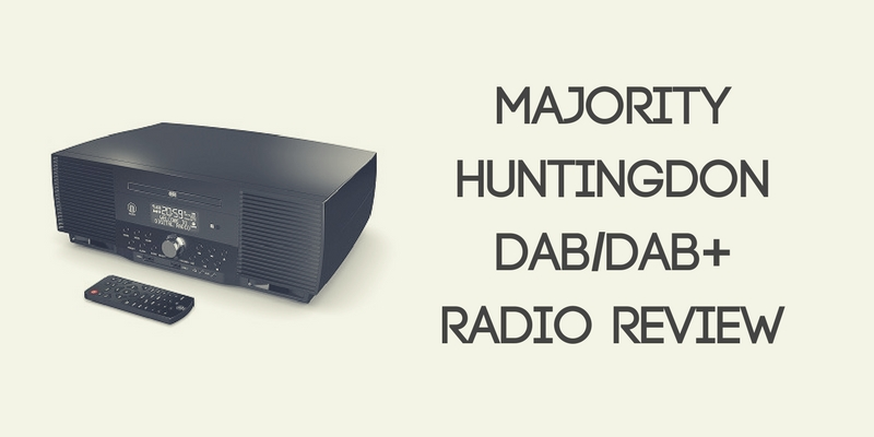 Majority Huntingdon DAB Radio Review