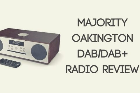 Majority Oakington DAB/DAB+ Radio Review
