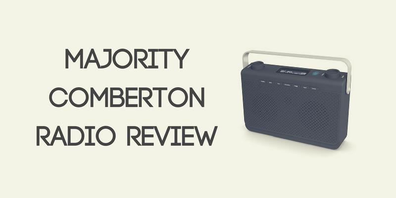 Majority Comberton Portable Radio Review