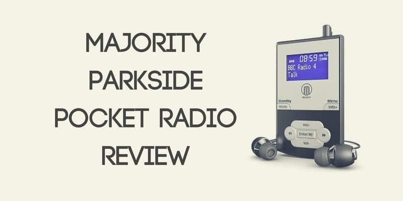 Majority Parkside Pocket Radio Review