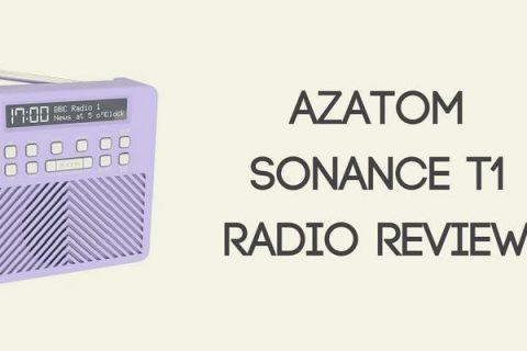 AZATOM Sonance T1 DAB Radio Review
