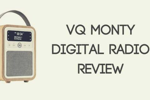 VQ Monty Digital Radio Review
