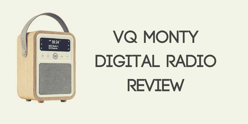 VQ Monty Digital Radio Review