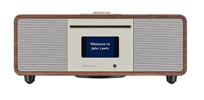 John Lewis Cello Radio