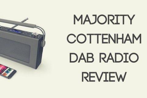 Majority Cottenham DAB Radio Review