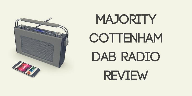 Majority Cottenham DAB Radio Review
