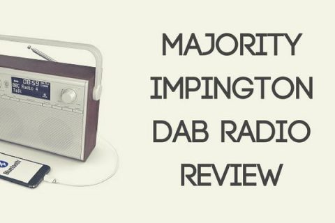Majority Impington DAB Radio Review