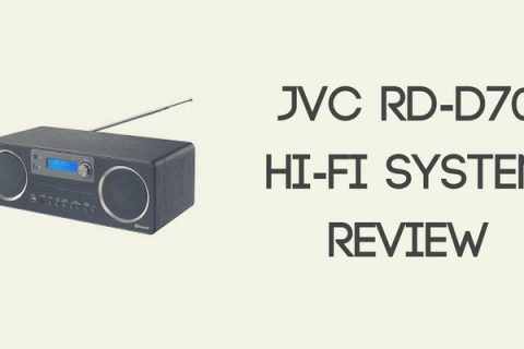 JVC RD-D70 Wireless Traditional Hi-Fi System Review