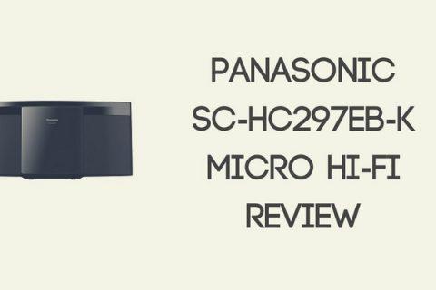 Panasonic SC-HC297EB-K Micro Hi-Fi Review