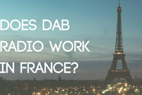 Does DAB Radio Work in France?