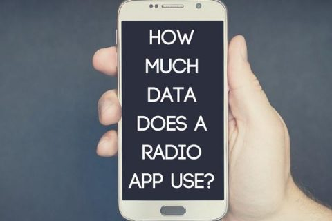 How Much Data Does a Radio App Use?