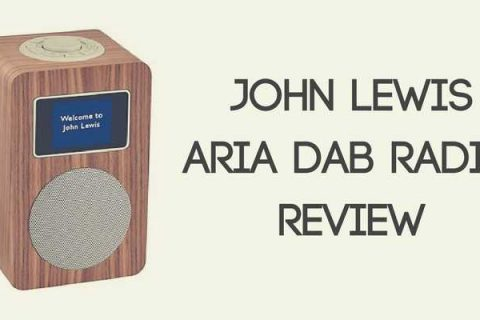 John Lewis Aria DAB Radio Review