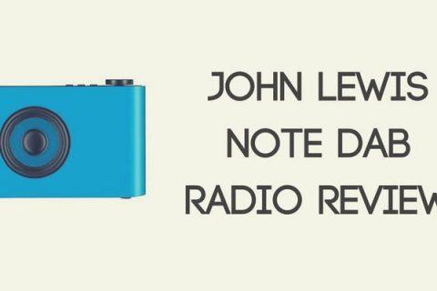 John Lewis Note DAB Radio Review