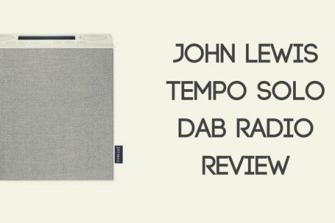 John Lewis Tempo Solo DAB Radio Review