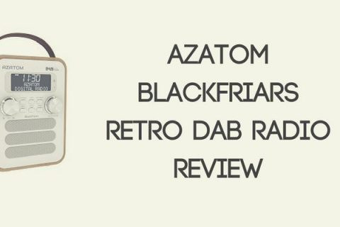 AZATOM Blackfriars Retro DAB Radio Review