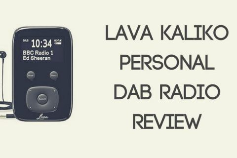 Lava Kaliko Personal DAB Radio Review